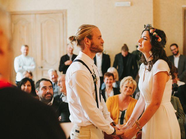 Le mariage de Arnaud et Julie à Recquignies, Nord 15