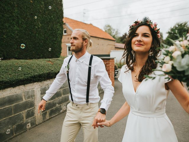 Le mariage de Arnaud et Julie à Recquignies, Nord 32