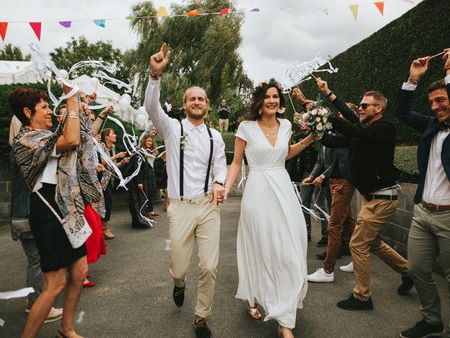 Le mariage de Arnaud et Julie à Recquignies, Nord 33
