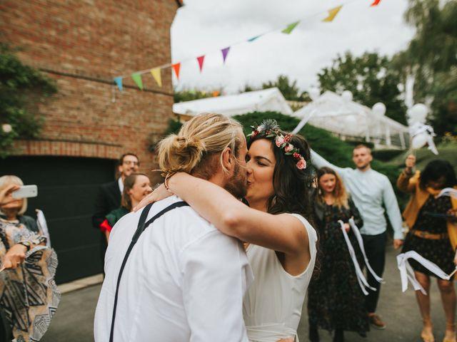 Le mariage de Arnaud et Julie à Recquignies, Nord 34