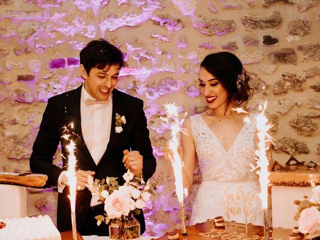 Le mariage de Sabrina et Faouzi