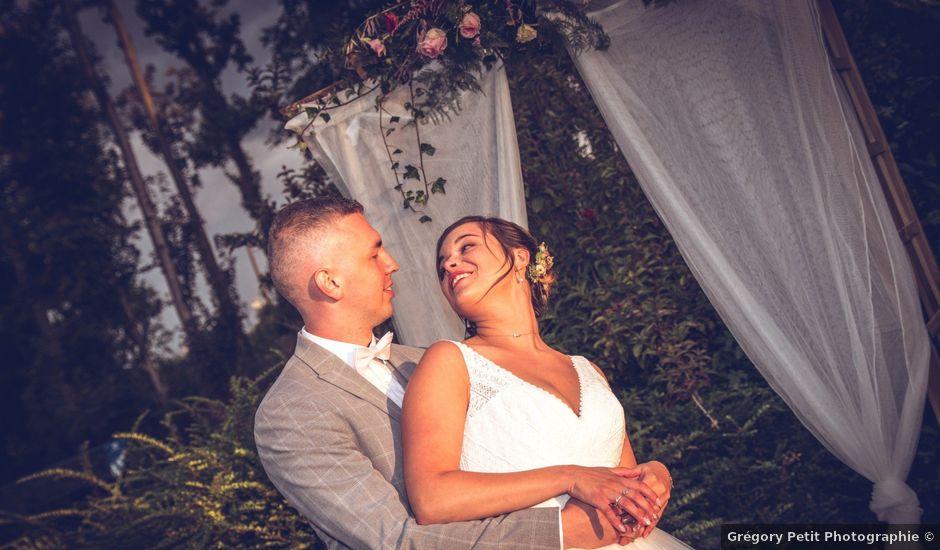 Le mariage de Jordan et Lorna à Chauny, Aisne