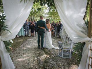 Le mariage de Eline et Adrien