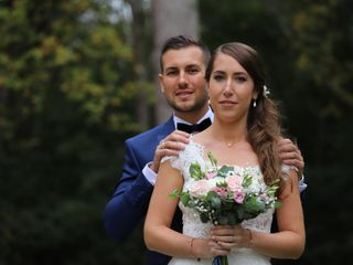 Le mariage de Adeline et Guillaume