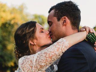 Le mariage de Manon et Achille