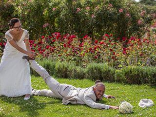 Le mariage de Sylvana et Christopher