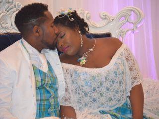 Le mariage de Vanessa et Angélo