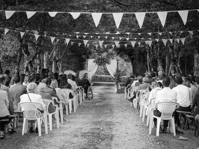 Le mariage de Adrien et Eline à Verteuil-sur-Charente, Charente 1