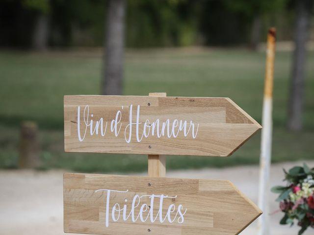 Le mariage de Adrien et Eline à Verteuil-sur-Charente, Charente 3