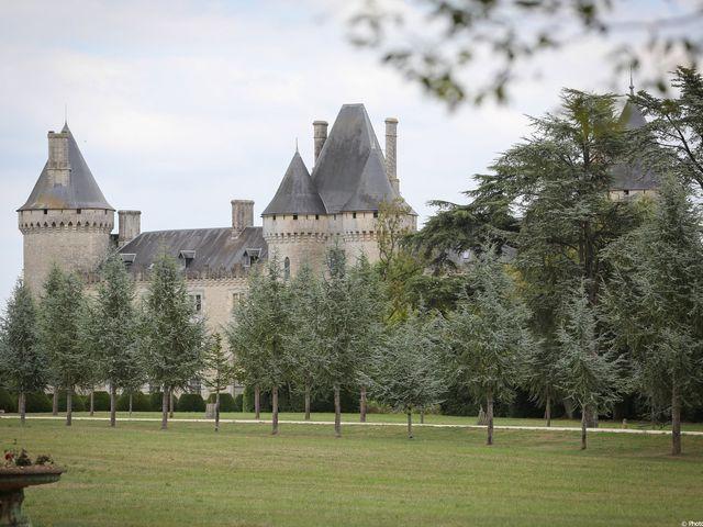 Le mariage de Adrien et Eline à Verteuil-sur-Charente, Charente 6