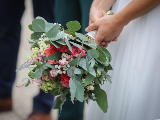 Le mariage de Adrien et Eline à Verteuil-sur-Charente, Charente 7