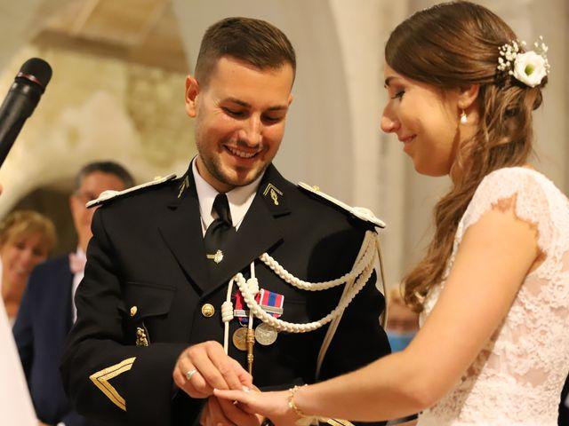Le mariage de Guillaume et Adeline à Vendeuvre-du-Poitou, Vienne 2