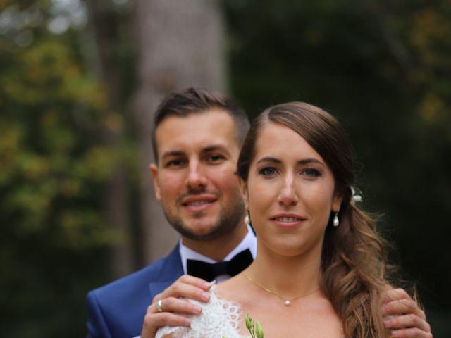 Le mariage de Guillaume et Adeline à Vendeuvre-du-Poitou, Vienne 1