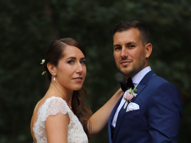 Le mariage de Guillaume et Adeline à Vendeuvre-du-Poitou, Vienne 3
