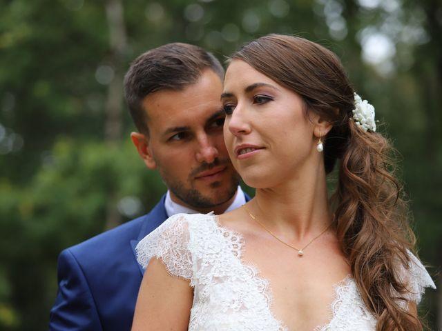 Le mariage de Guillaume et Adeline à Vendeuvre-du-Poitou, Vienne 5