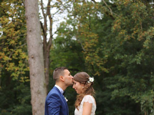 Le mariage de Guillaume et Adeline à Vendeuvre-du-Poitou, Vienne 6