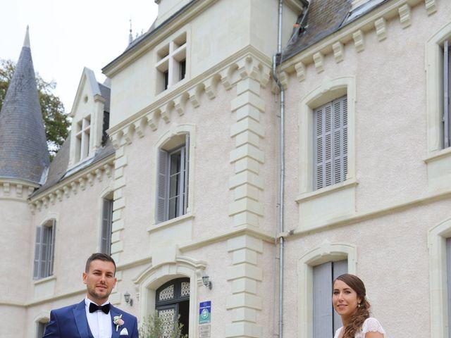 Le mariage de Guillaume et Adeline à Vendeuvre-du-Poitou, Vienne 8