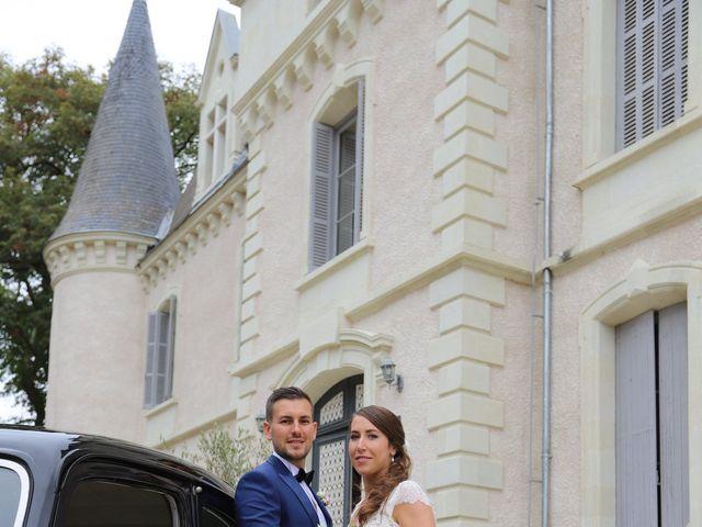 Le mariage de Guillaume et Adeline à Vendeuvre-du-Poitou, Vienne 11