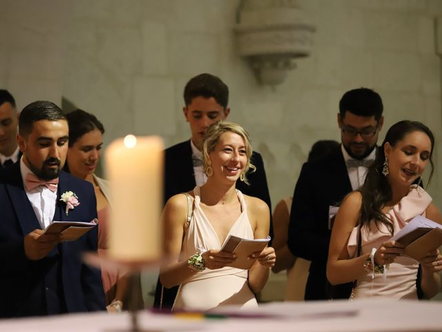Le mariage de Guillaume et Adeline à Vendeuvre-du-Poitou, Vienne 15