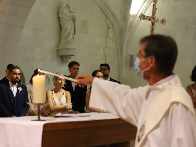 Le mariage de Guillaume et Adeline à Vendeuvre-du-Poitou, Vienne 17