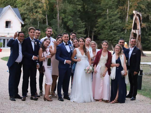 Le mariage de Guillaume et Adeline à Vendeuvre-du-Poitou, Vienne 27