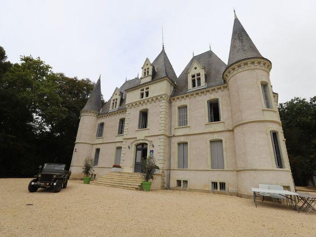 Le mariage de Guillaume et Adeline à Vendeuvre-du-Poitou, Vienne 32