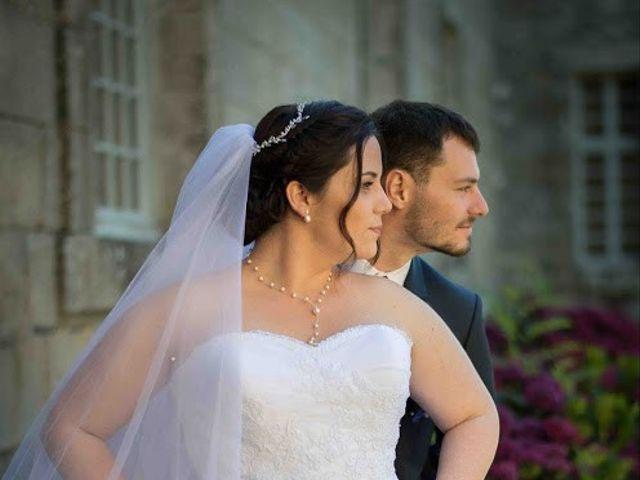 Le mariage de Marine et Samuel à Lannilis, Finistère 12
