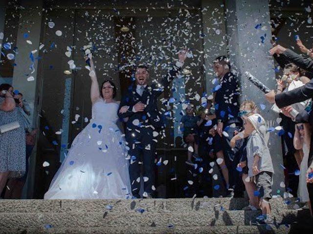 Le mariage de Marine et Samuel à Lannilis, Finistère 19