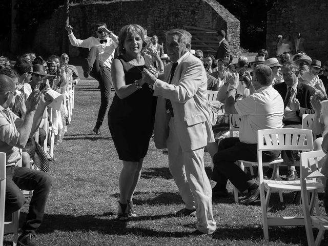 Le mariage de Marine et Samuel à Lannilis, Finistère 20