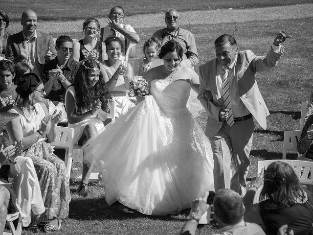 Le mariage de Marine et Samuel à Lannilis, Finistère 22