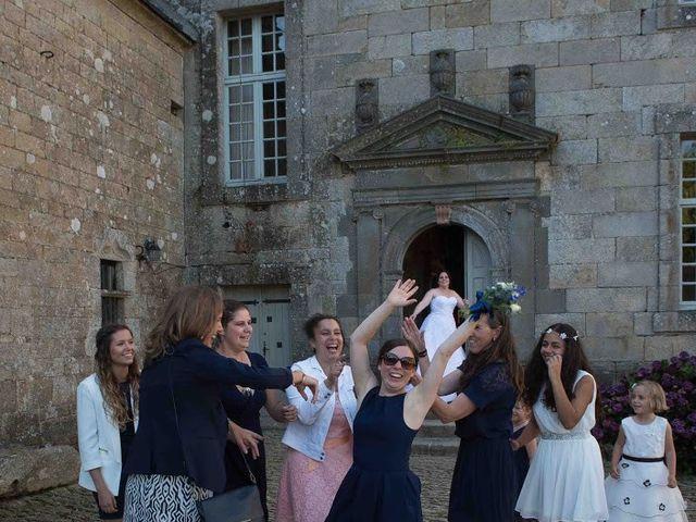 Le mariage de Marine et Samuel à Lannilis, Finistère 28