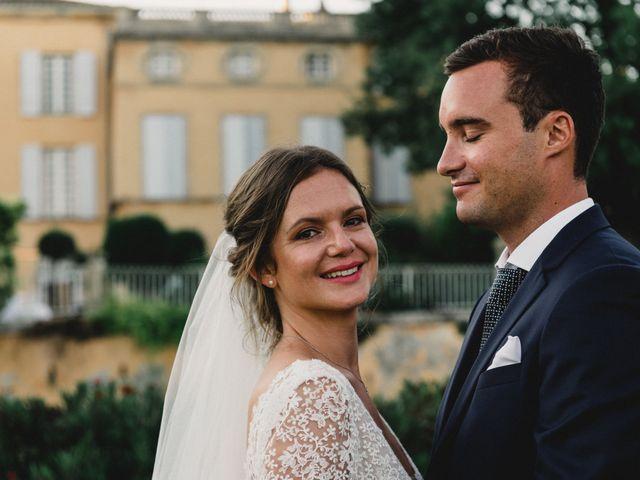 Le mariage de Achille et Manon à Aix-en-Provence, Bouches-du-Rhône 18