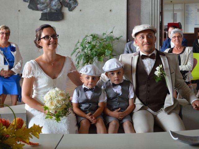 Le mariage de Christopher et Sylvana à Hérouville-Saint-Clair, Calvados 8
