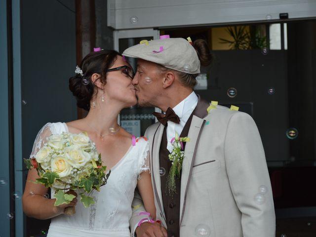 Le mariage de Christopher et Sylvana à Hérouville-Saint-Clair, Calvados 1