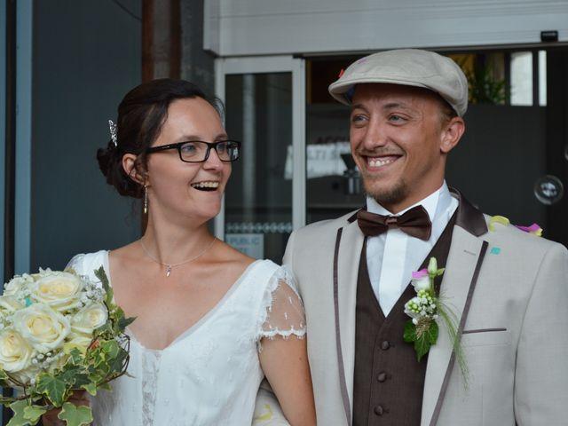 Le mariage de Christopher et Sylvana à Hérouville-Saint-Clair, Calvados 10