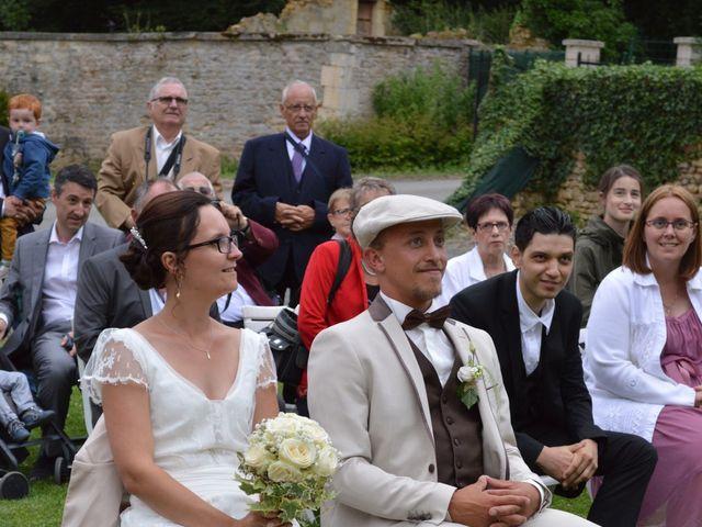 Le mariage de Christopher et Sylvana à Hérouville-Saint-Clair, Calvados 15