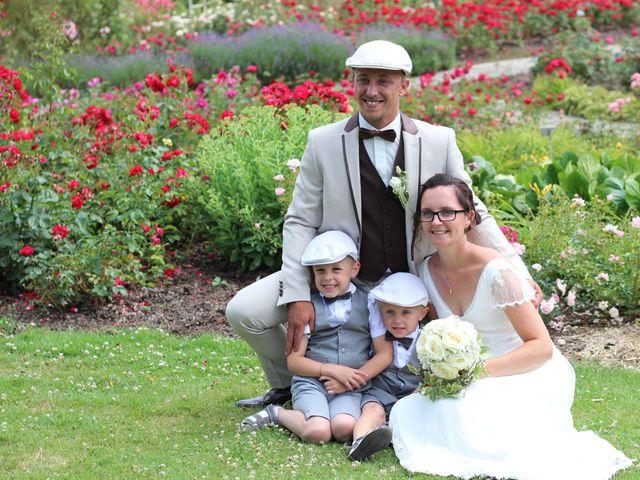 Le mariage de Christopher et Sylvana à Hérouville-Saint-Clair, Calvados 2