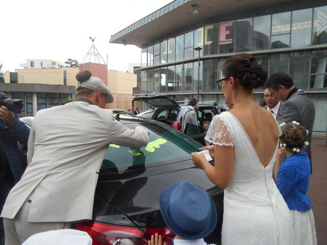 Le mariage de Christopher et Sylvana à Hérouville-Saint-Clair, Calvados 35