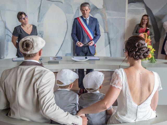 Le mariage de Christopher et Sylvana à Hérouville-Saint-Clair, Calvados 38