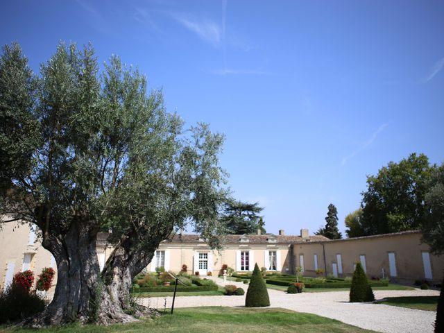 Le mariage de Diodem et Celia à Saint-Émilion, Gironde 7