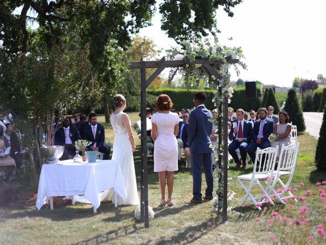 Le mariage de Diodem et Celia à Saint-Émilion, Gironde 11