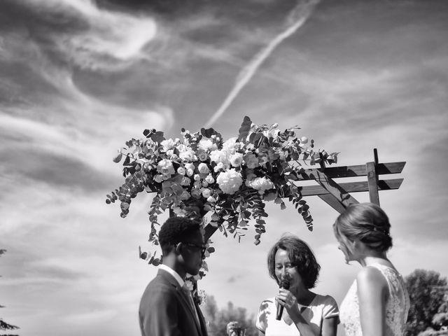 Le mariage de Diodem et Celia à Saint-Émilion, Gironde 1