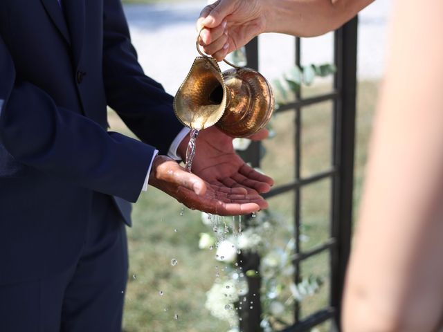 Le mariage de Diodem et Celia à Saint-Émilion, Gironde 13