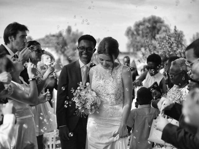 Le mariage de Diodem et Celia à Saint-Émilion, Gironde 2