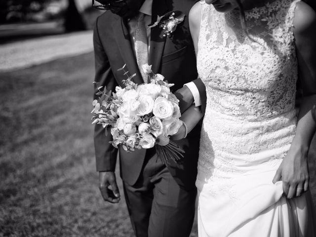 Le mariage de Diodem et Celia à Saint-Émilion, Gironde 15