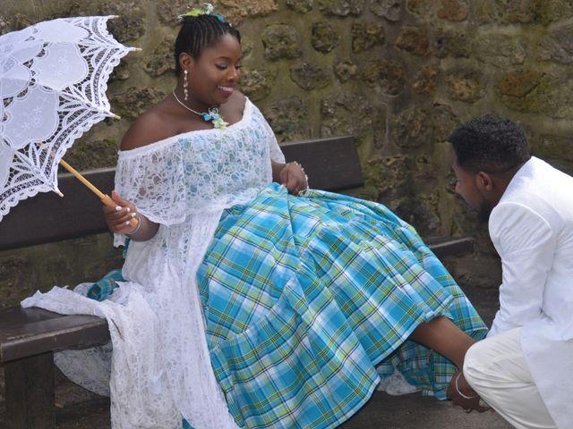 Le mariage de Angélo et Vanessa à Morsang-sur-Orge, Essonne 1