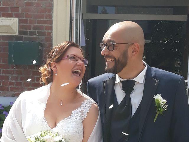 Le mariage de Frédéric et Laura à Féchain, Nord 1