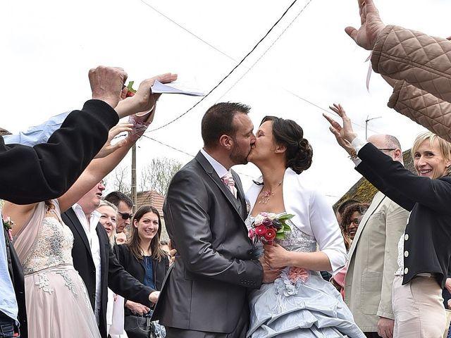 Le mariage de Damien et Fanny à Soligny-les-Étangs, Aube 7