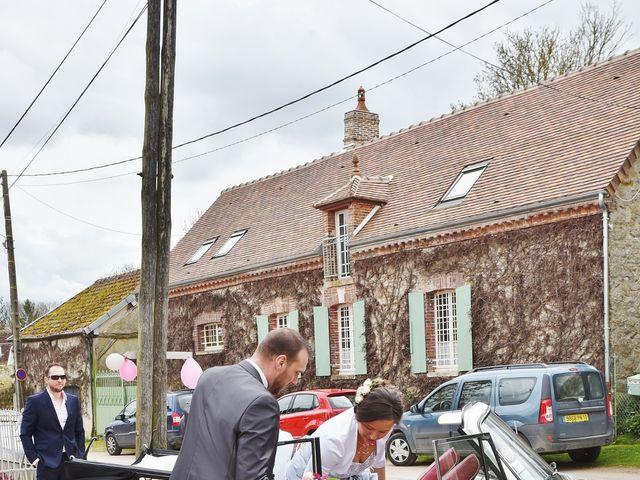 Le mariage de Damien et Fanny à Soligny-les-Étangs, Aube 8