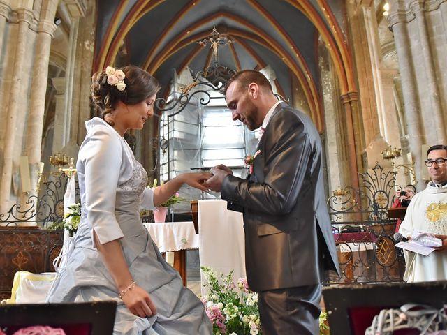 Le mariage de Damien et Fanny à Soligny-les-Étangs, Aube 9